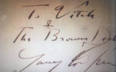 A Handsome Signature