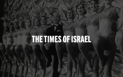 The Times of Israel – Oct 27th 2017